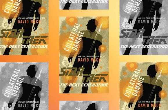 The Story Behind the Story: Star Trek: The Next Generation – Collateral Damage