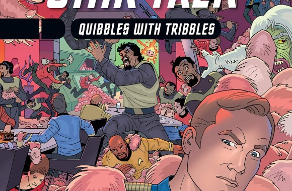 """Star Trek Nerd Search: Quibbles with Tribbles"" Review by Blog.trekcore.com"