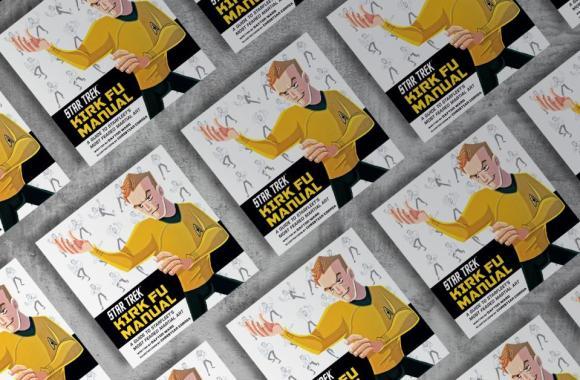 Fight Like a Starfleet Captain With Kirk Fu