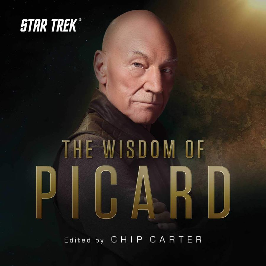 The Wisdom of Picard: An Official Star Trek Collection Review by Dailystartreknews.com
