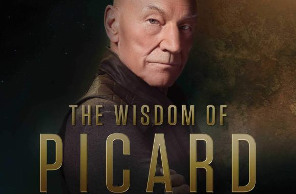 """The Wisdom of Picard: An Official Star Trek Collection"" Review by Blog.trekcore.com"