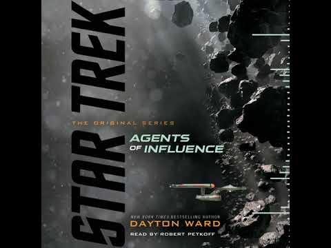 AGENTS OF INFLUENCE Audiobook Excerpt