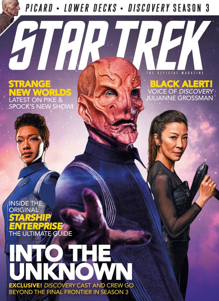 Out Today: Star Trek Magazine #205/#78