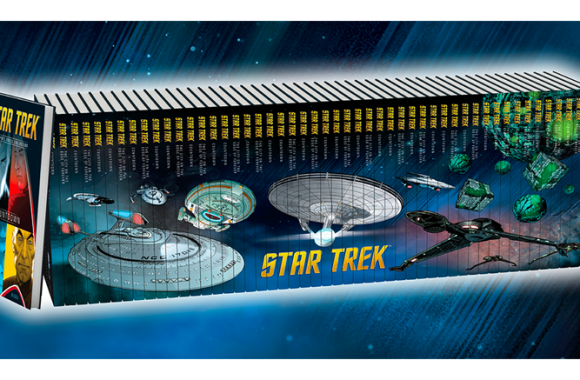 Most Complete Collection Of Star Trek Comics Ever Printed May Fall Short