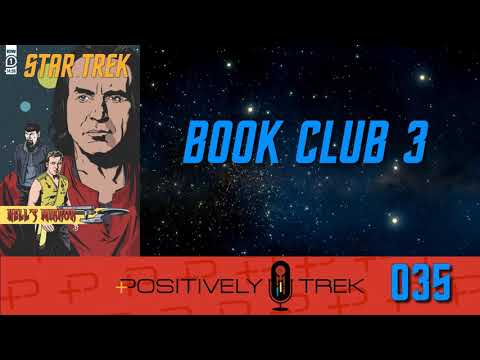 Positively Trek 35: Book Club: Hell's Mirror