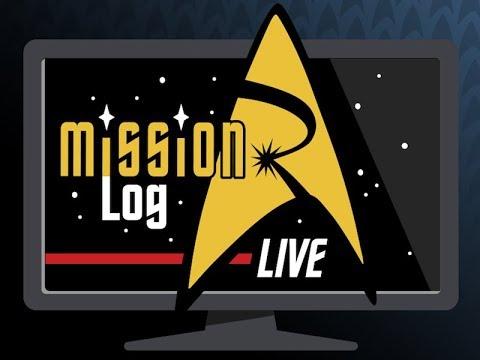 Mission Log Live – Episode 40 – Ben Robinson