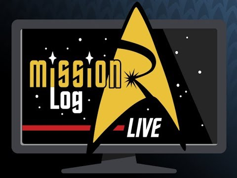 Mission Log Live – Episode 16 – Star Trek author Dayton Ward