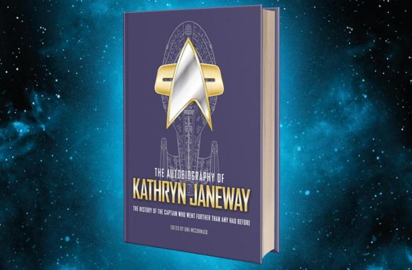 EXCLUSIVE: Kate Mulgrew Narrates The Autobiography of Kathryn Janeway