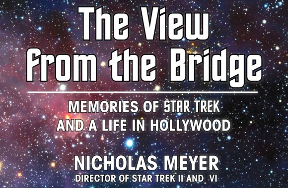 Audiobook Clip: Nicholas Meyer on his first meeting for 'Star Trek II: The Wrath of Khan'