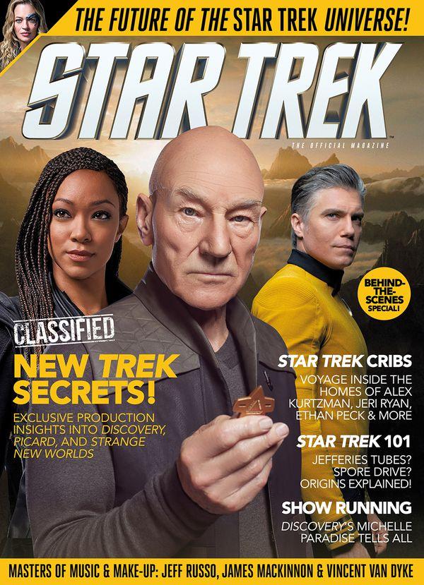 New Book Added: Star Trek Magazine #206/#79