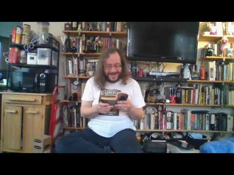 KRAD COVID reading #95b: Star Trek: S.C.E.: Here There Be Monsters Part 2