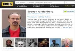 Joe's imdb pg