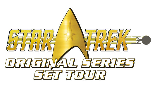 Star Trek Original Series Set Tour