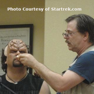 John Paladin Makeup Artist