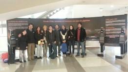 La foto grupal