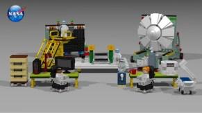 Laboratorio de la NASA: Construyendo MAVEN