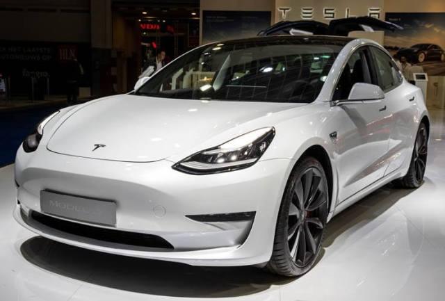 Tesla 3 Model