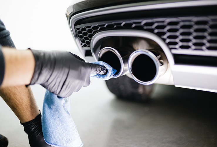 signs and dangers of a faulty exhaust