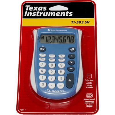 Calculators & Technology