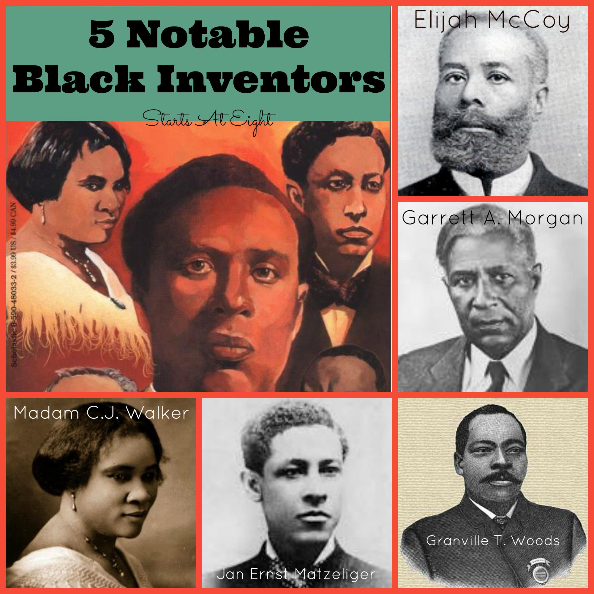 5 Notable Black Inventors