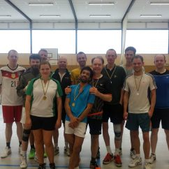 Fotos - Vereinseinzelmeisterschaft 2015 - Turnierrückblick 2015