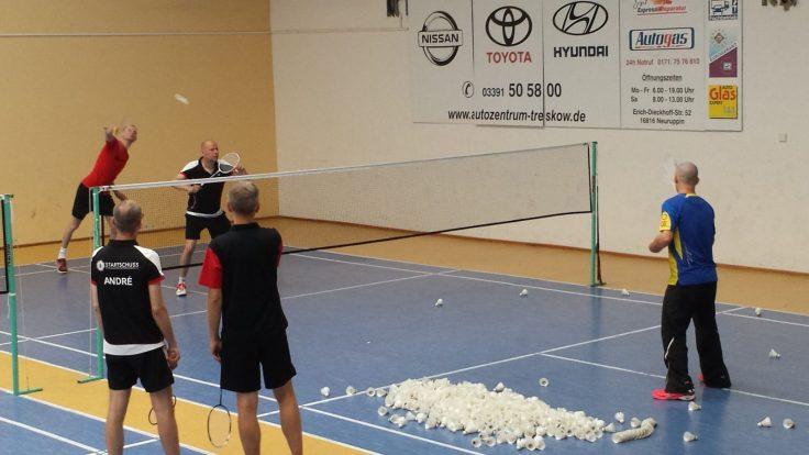 Ankündigung Trainingsangebot 2017 Teil 2 - Fotos - Trainingslager Neuruppin 2016
