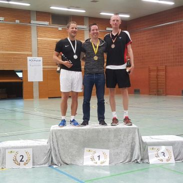 Fotos - Hannover 2016 - Alle B+ Einzel-Medaillen für Startschuss!