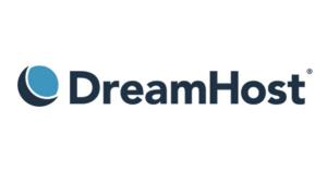 dreamhost logo white