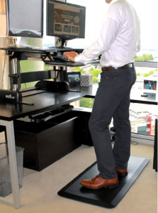 top rated anti fatigue mat for standing desks