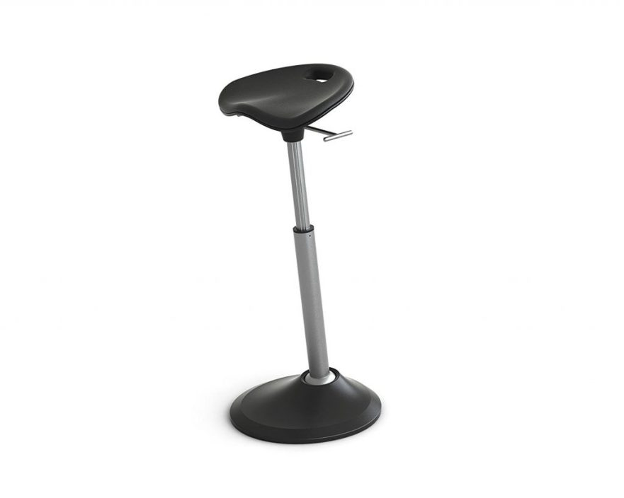 depiction standing perfect stool brunolucas for any chic office leaning info desk chair practical or