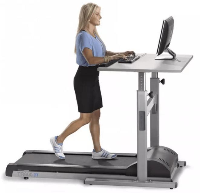 Best Budget Treamill Desk Lifespan Treadmill TR800 DT5