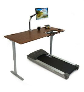 iMovR Cascade Treadmill Desk - Best Treadmill Desks