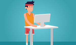 Guide To Proper Sitting And Standing Desk Ergonomics