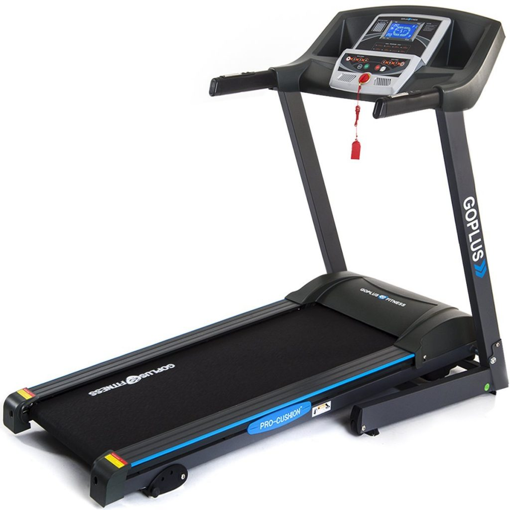 Goplus best treadmill under $500