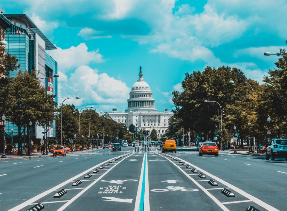Washington-DC-best-cities-to-bike-to-work