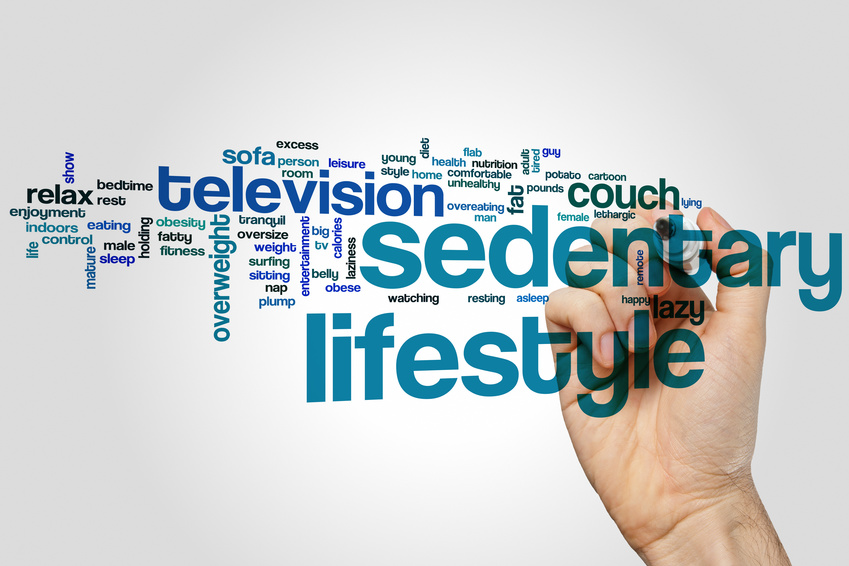 obesity and sedentary lifestyle
