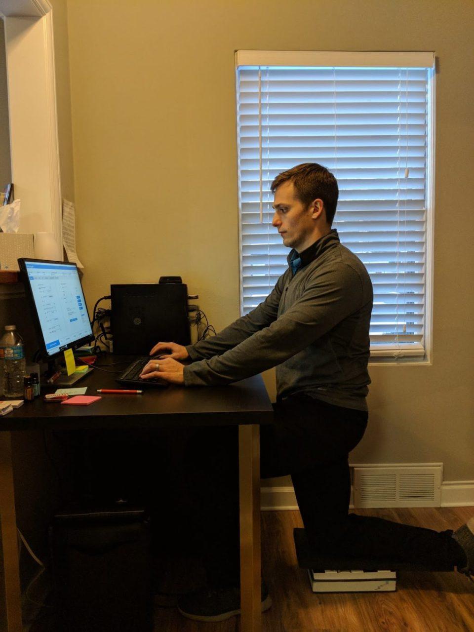 Dr. RJ Burr - Kneeling Benefits