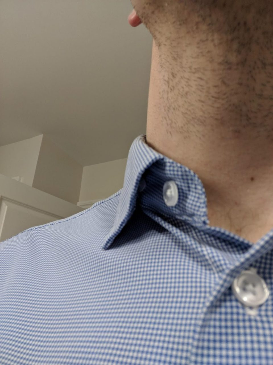 Collar 4 - State and Liberty Shirt Review