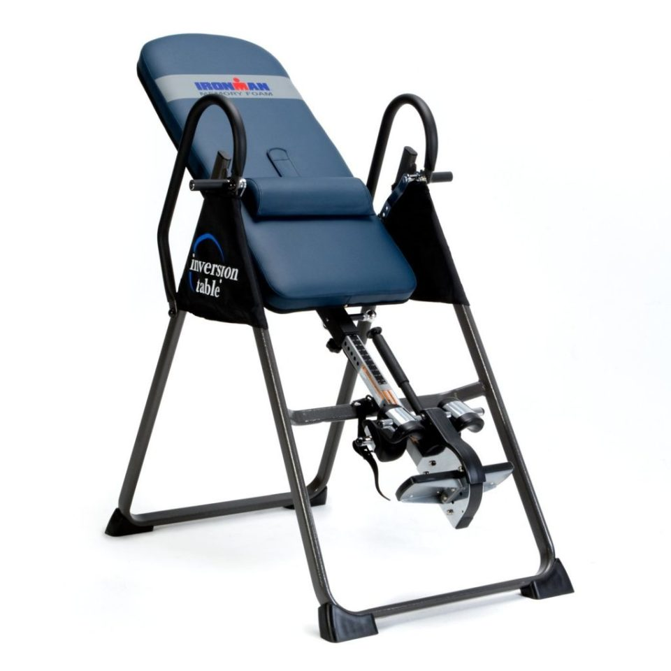 #2 - IRONMAN Gravity 4000 - Best Inversion Tables