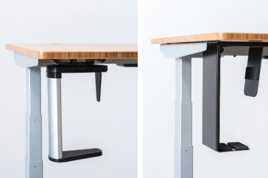 Jarvis Desk - CPU holder