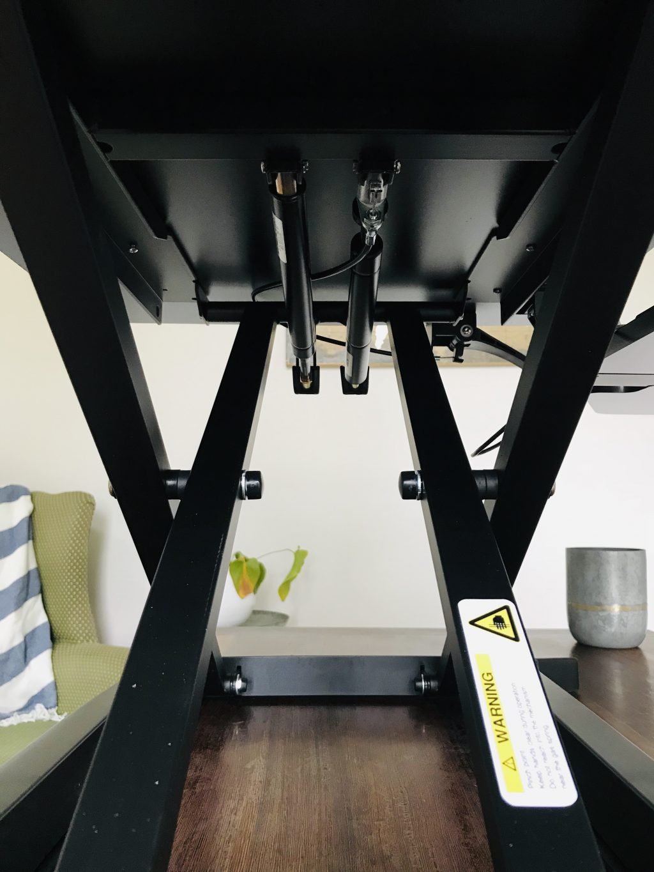 UPLIFTdesk XF Converter - Mechanics X Design