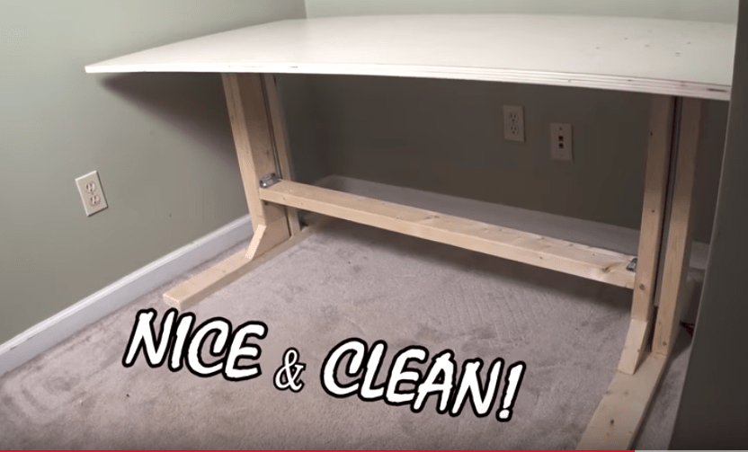 Engineer Your Own Desk (on a budget) - Guide to DIY standing desks