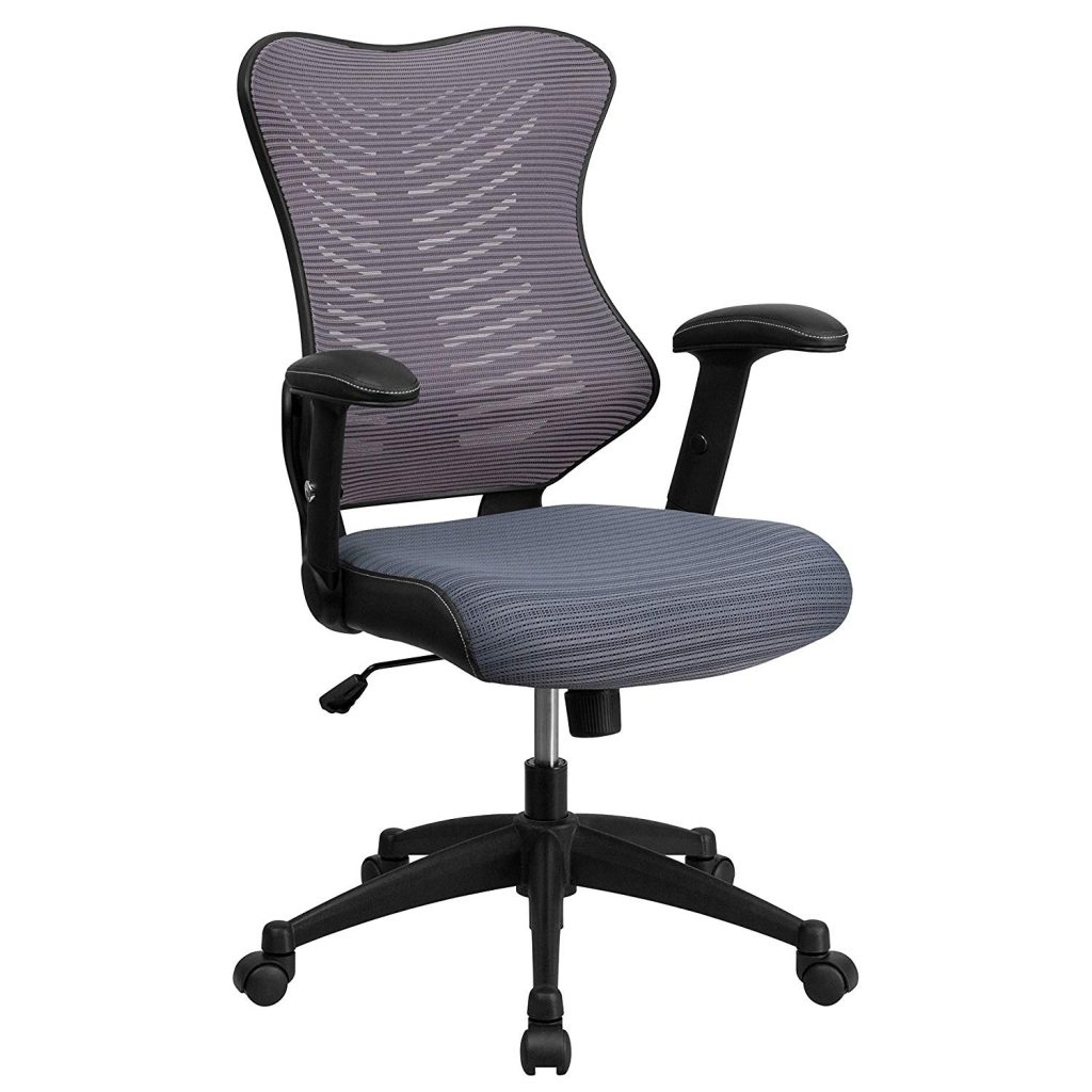 Flash Furniture High Back Office Chair - Best Chairs for Back Pain  sc 1 st  Start Standing & Best Office Chairs for Back Pain 2019 - Start Standing