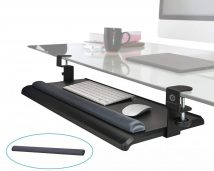 Best Standing Desk Keyboard Tray: Uncaged Ergonomics