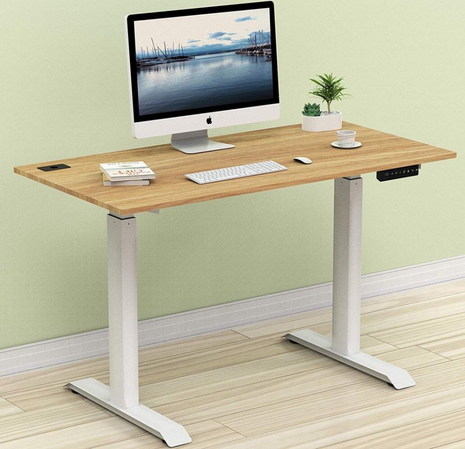 Best Standing Desks - SHW Electric 48""