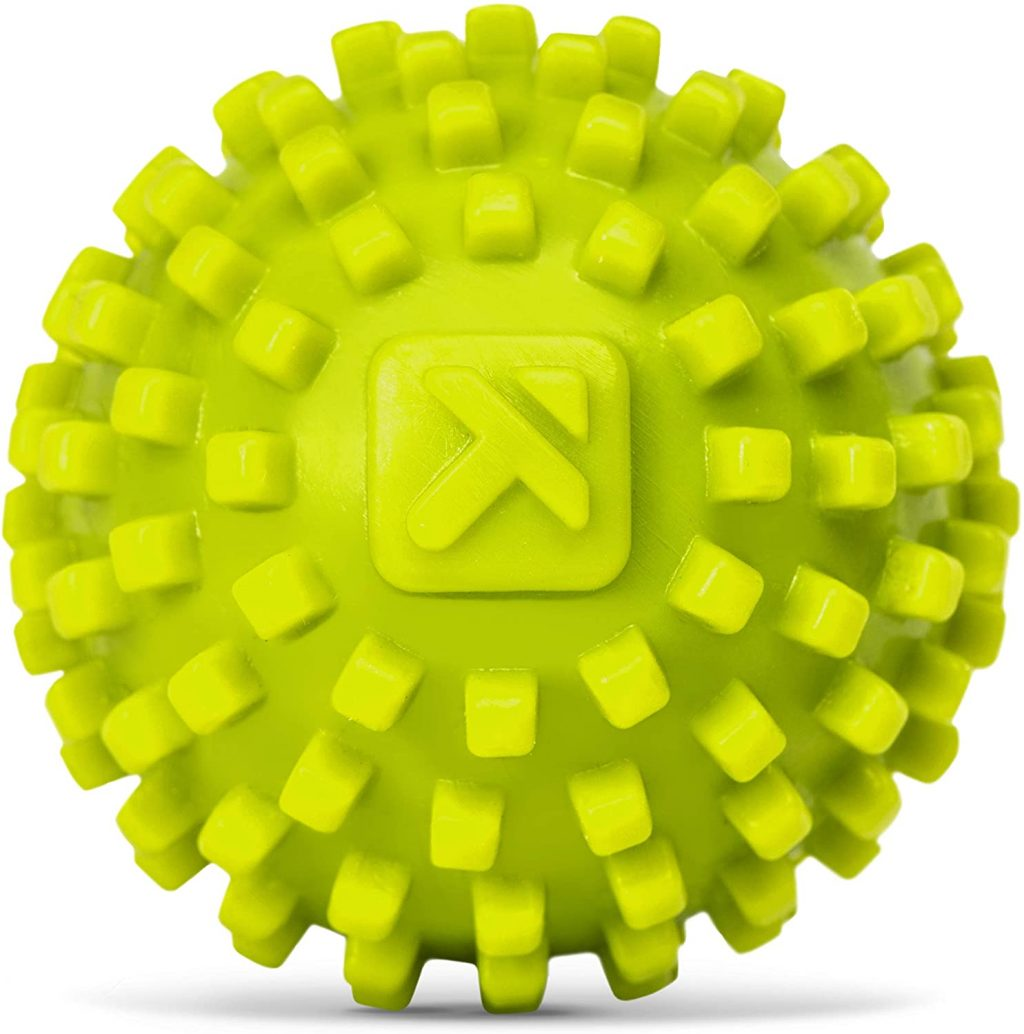 TriggerPoint MobiPoint best textured massage ball for feet and hands
