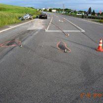 Tragická nehoda pri Lučenci