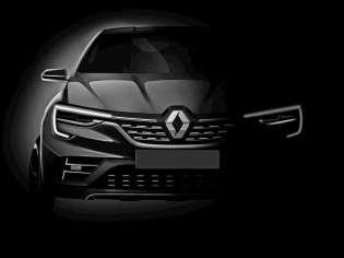 Nové SUV Coupe od Renaultu