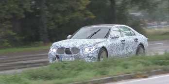 Testovanie nového Mercedesu triedy S W223 je v plnom prúde!