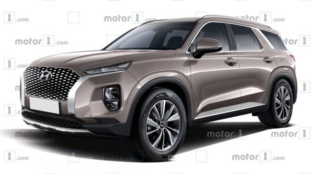 Hyundai pripravuje veľké 8-miestne SUV. Dočkáme sa modelu Palisade aj v Európe?
